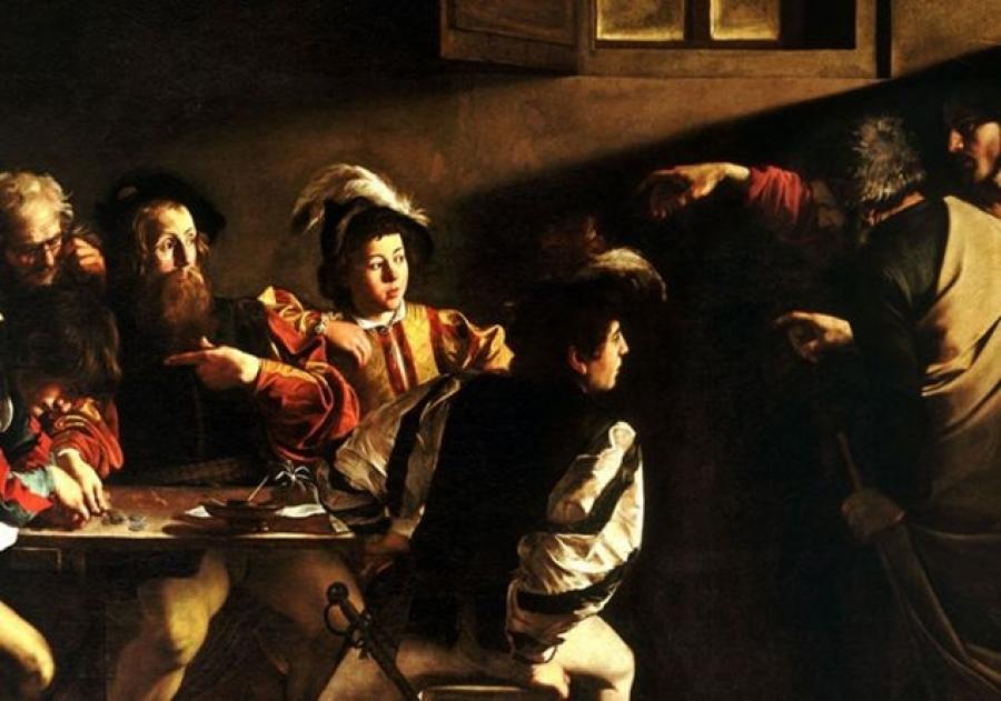 Milano al teatro carcano sgarbi legge caravaggio sulle for Caravaggio a milano