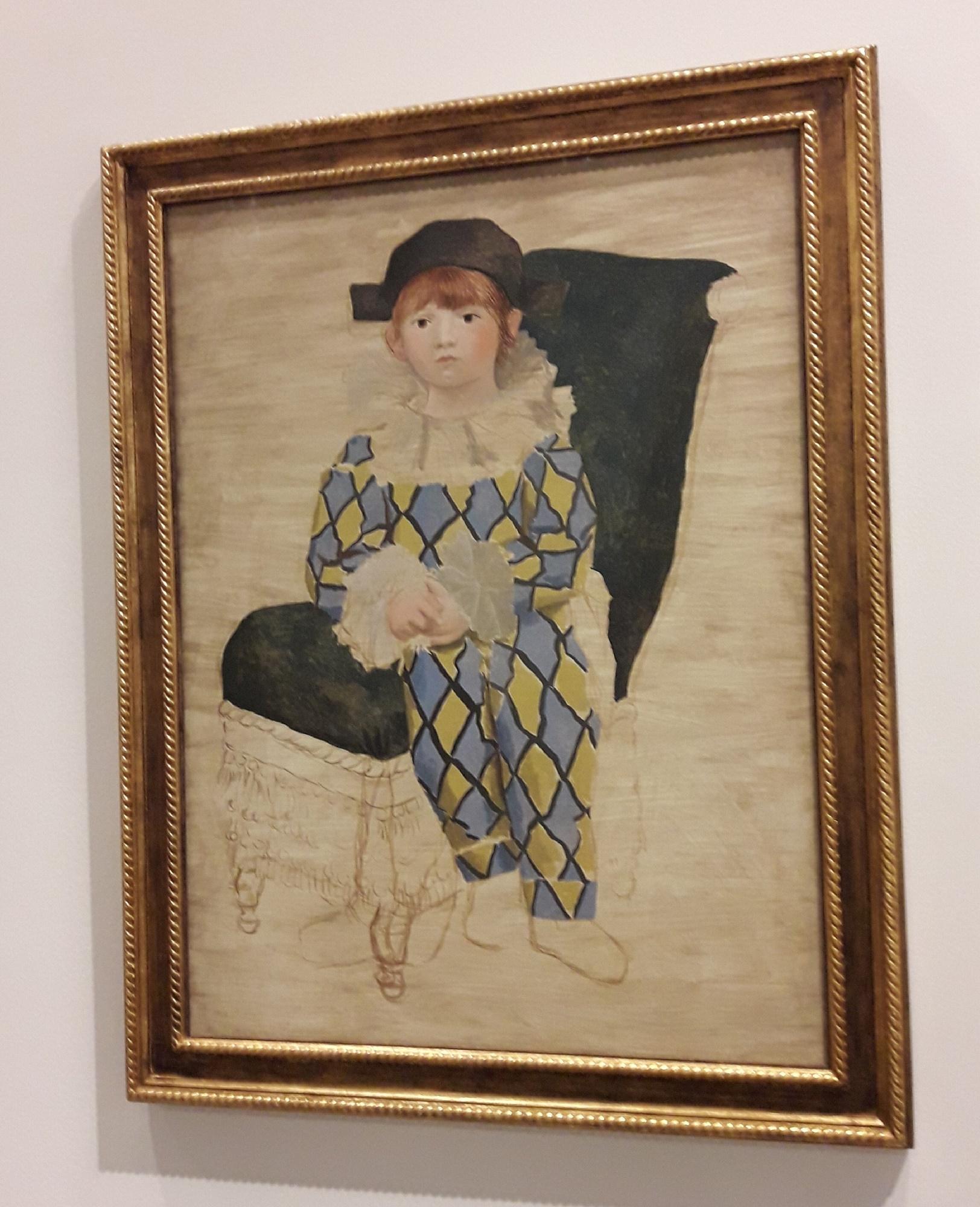 Tra Classicismo E Cubismo Il Periodo Romano Di Picasso In Mostra
