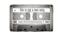 This Is Not A Love Song: dalle musicassette a Zerocalcare