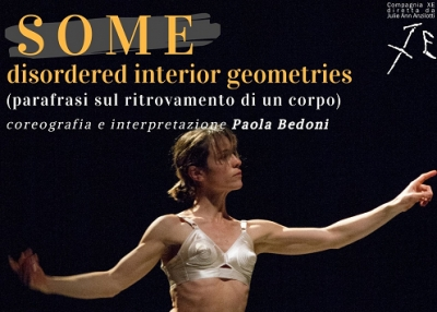 Some Disordered Interior Geometries - All'Altrove Teatro Studio la coreografa Paola Bedoni della Compagnia Xe