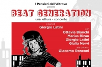 "All'Altrove Teatro Studio è tempo di ""Beat Generation"""