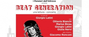 All'Altrove Teatro Studio va in scena la Beat Generation